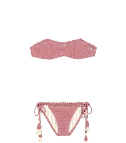 Essential Crochet Bandeau Bikini