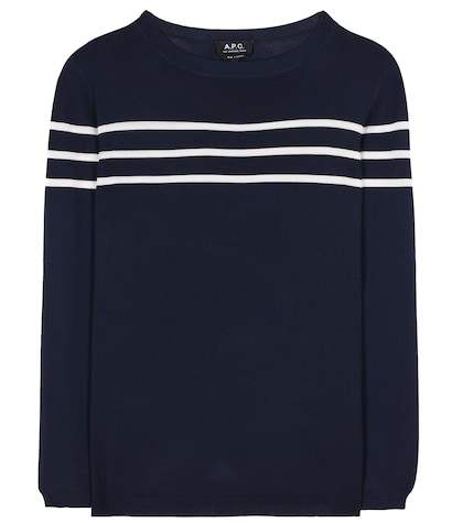 Joy Striped Sweater
