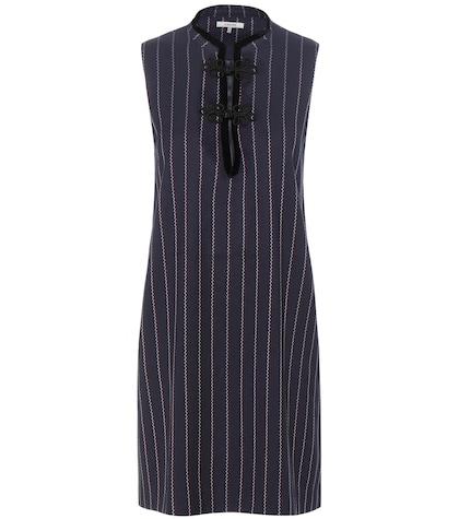 Oakwood Twill Mini Dress