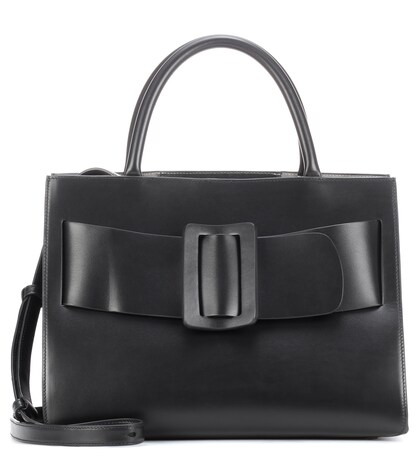 Bobby leather shoulder bag