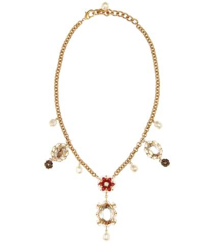 dolce gabbana female exclusive to mytheresacom embellished necklace