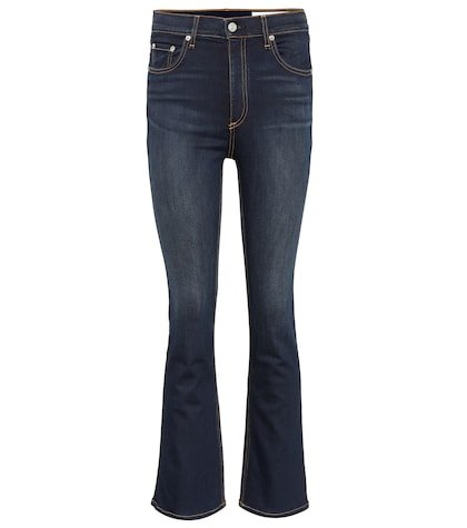 Bedford flared jeans