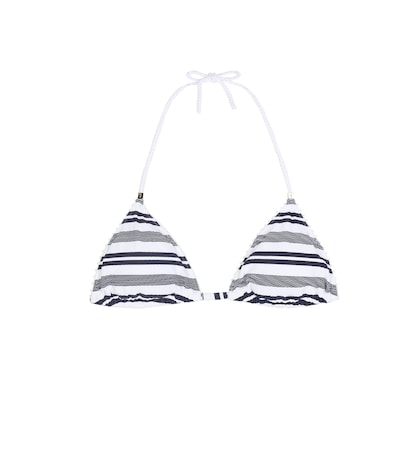 heidi klein female marthas vineyard rope padded bikini top