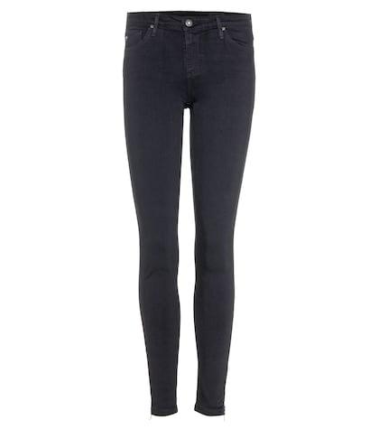 ag jeans female zipup legging ankle jeans