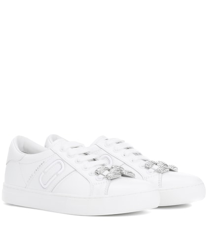 Empire leather sneakers