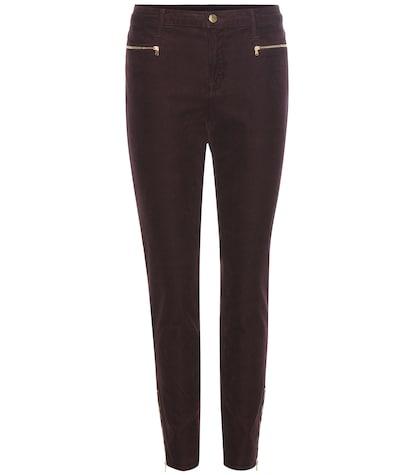 Iselin corduroy trousers