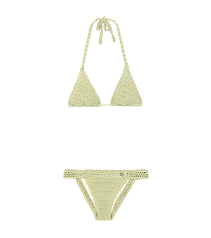 Essential crochet triangle bikini