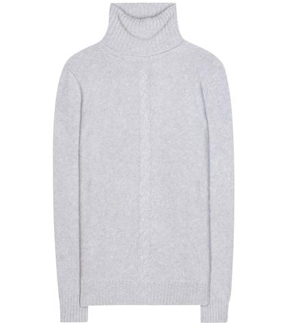 Kimberley cashmere turtleneck sweater