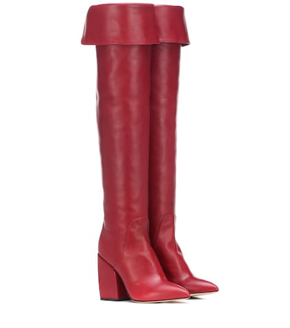 Shirin over-the-knee leather boots
