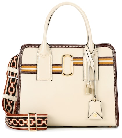 marc jacobs female big shot leather tote