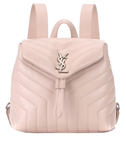 Small Loulou Monogram backpack
