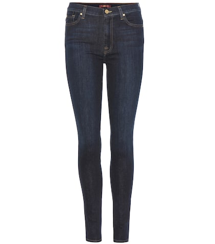 7 for all mankind female 201920 the super skinny jeans