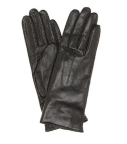 Easy Rider leather gloves
