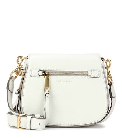 marc jacobs female recruit small leather shoulder bag