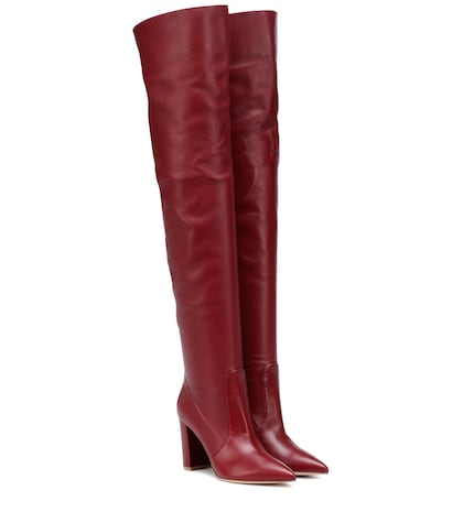 Morgan 85 over-the-knee boots