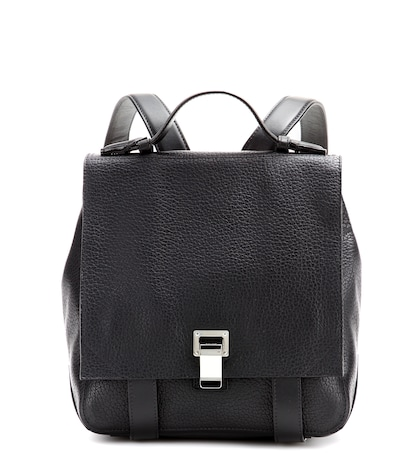 proenza schouler female 188971 ps courier small leather backpack