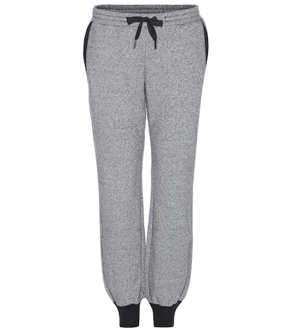 adidas by stella mccartney female 45906 essentials cottonblend track pants