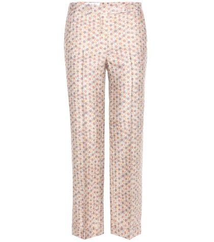 loro piana female hayden silk trousers