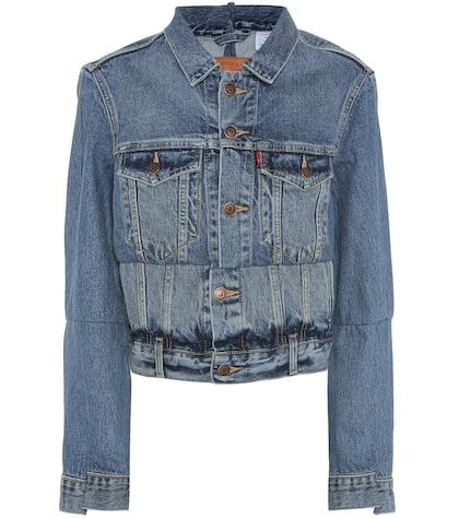 X Levi's® reworked denim jacket