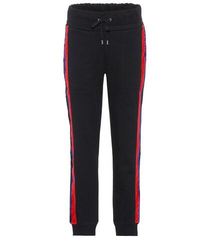 Pantalon de survêtement en coton Lucia