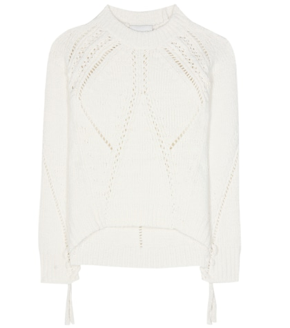 31 phillip lim female woolblend sweater