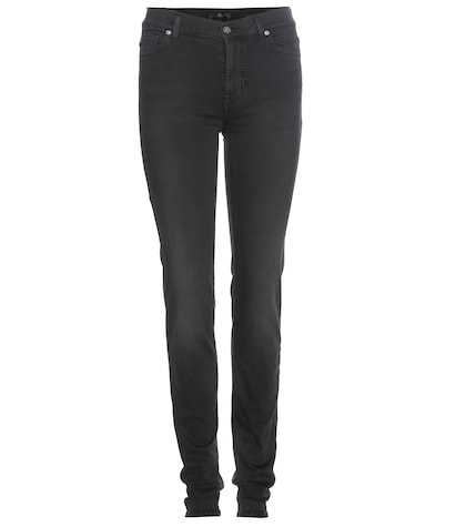 7 for all mankind female rozie slim highrise jeans