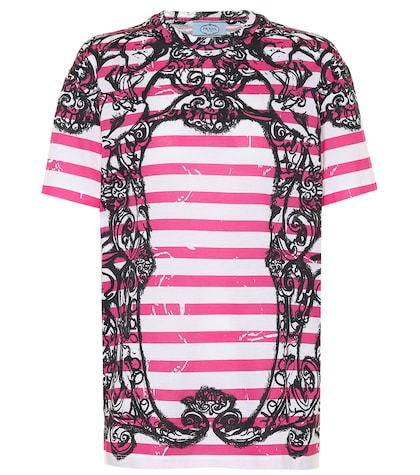 Exclusive to Mytheresa – printed cotton T-shirt