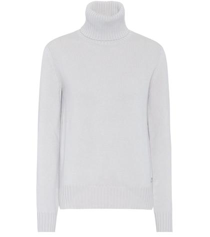 Parksville cashmere turtleneck sweater