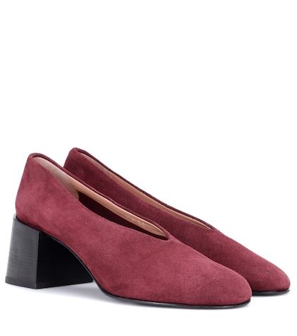 Sully suede pumps