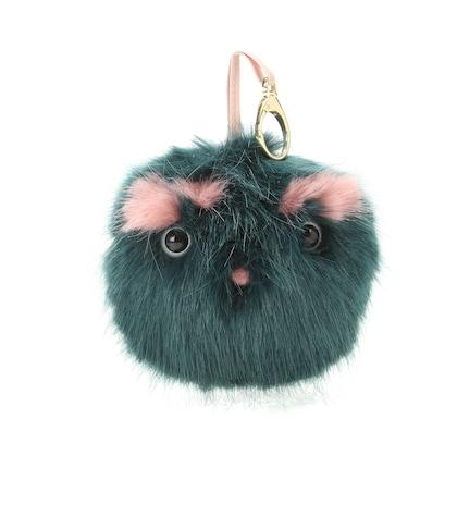 Lionel Faux Fur Handbag Accessory