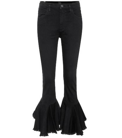 Jeans Drew Flounce