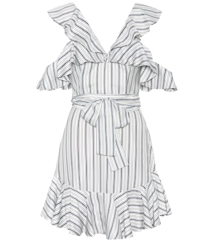 Painted Heart striped dress