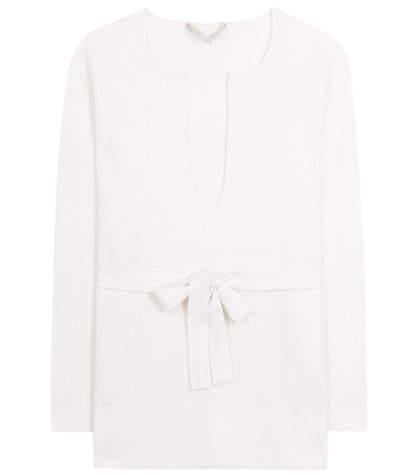 81hours female 45883 corrie cashmere sweater
