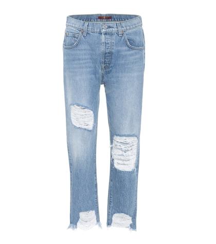 Josefina ripped jeans