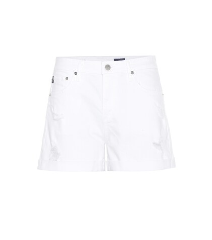 ag jeans female hailey jean shorts