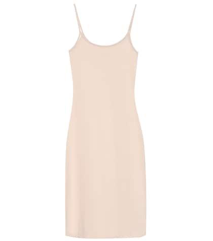 Jersey slip dress