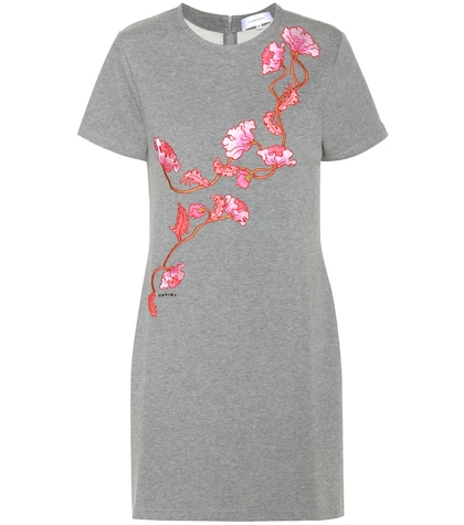 carven female cotton dress