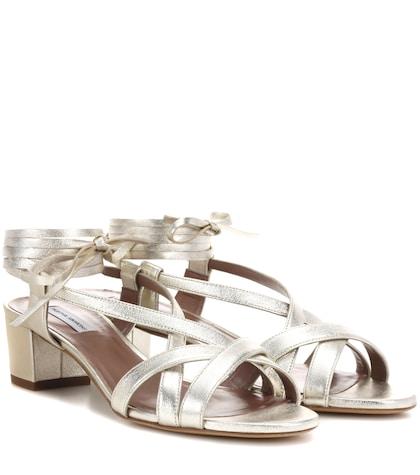 Belen Leather Sandals