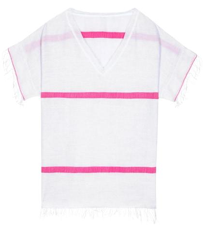 Nadia knitted cotton Tshirt