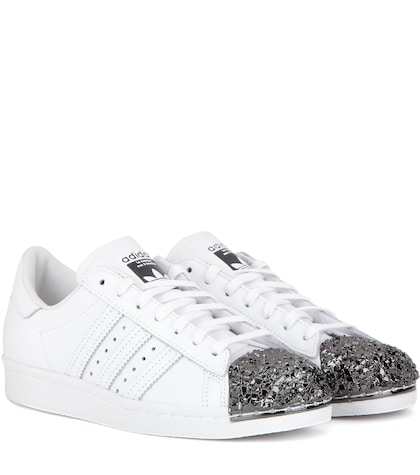 Photo of Superstar 80s Metal Toe Leather Sneakers Adidas Originals online