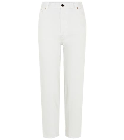 X Levi's® high-rise jeans