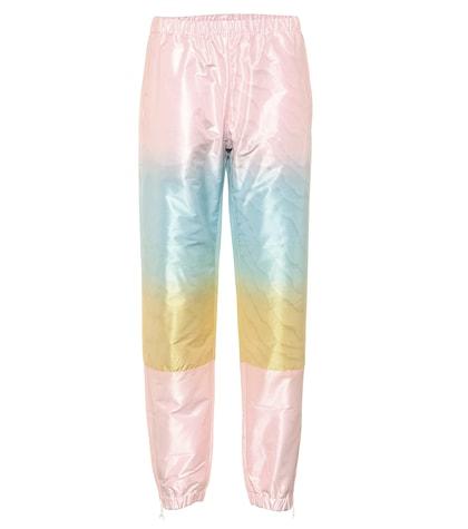 Pantalon de survêtement en toile technique