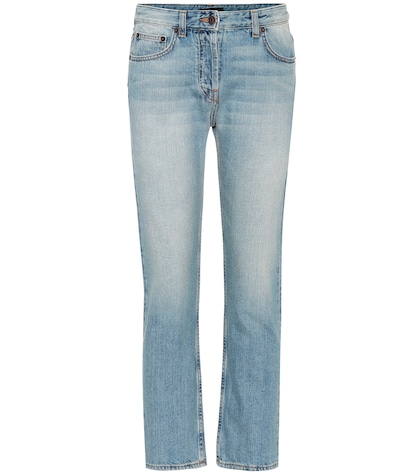 Ashlands Cropped Straight Jeans