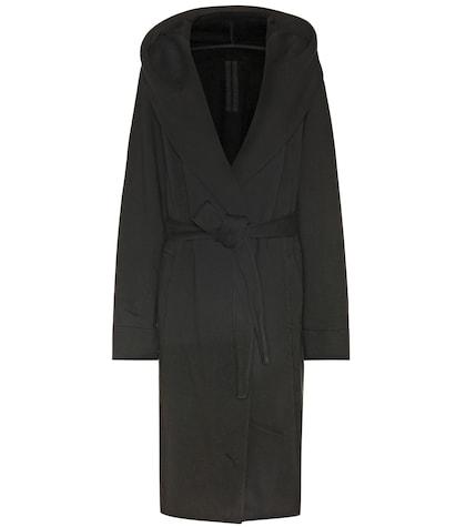 Cotton-jersey Coat