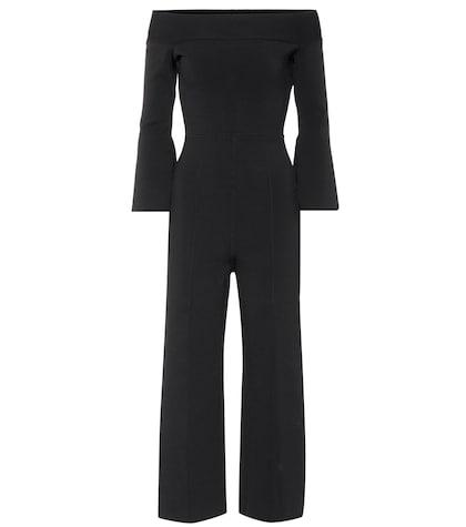 Felbridge off-the-shoulder jumpsuit