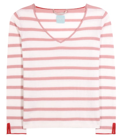 Campo Striped Cashmere Sweater