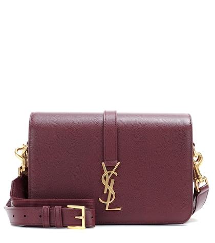 Classic Medium Monogram Université Leather Shoulder Bag