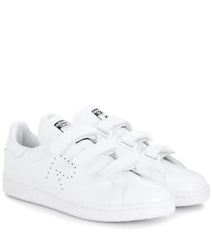 adidas by raf simons female raf simons stan smith comfort sneakers