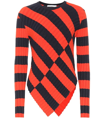 Mullins striped sweater