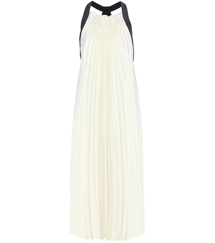 31 phillip lim female pleated openback dress